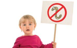 Симптомы и признаки глистов у детей