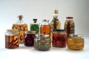 Настои лекарственных растений