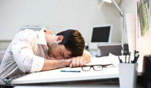 Постоянная усталость