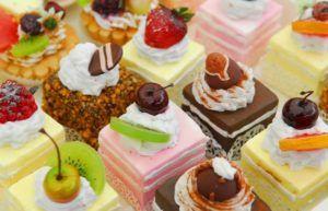 Отказаться от сладкого