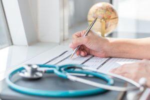 Назначение лечения врачом
