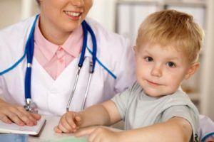 Лечение детей от паразитов начинается после консультации с врачом