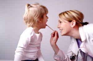 Детей лечит педиатр