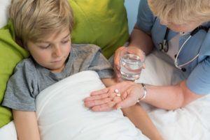 По завершении основного лечения маленьким пациентам прописывается иммуностимулирующая терапия