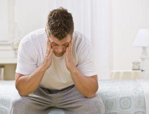 Хламидиоз может проявлять слабостью умужчин