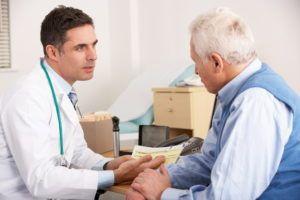 Следует обращаться к врачу и проходить все диагностические процедуры.