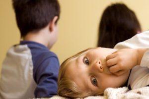 Необходимо приучать ребенка к личной гигиене