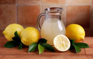Лимонный отвар