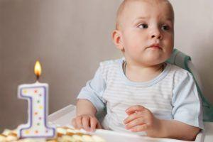 Дети годовалого возраста должны употреблять лекарственный препарат исключительно в форме суспензии