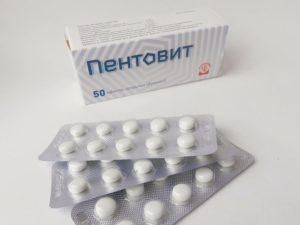 Препарат Пентовит