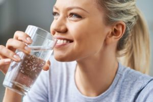 употребление питьевой воды