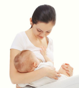 Беременность и кормление ребенка грудью