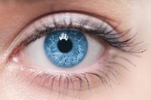 увеличение глазного яблока