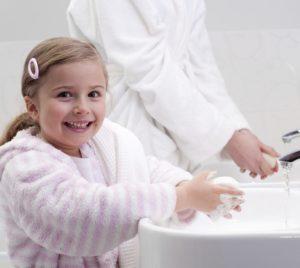 соблюдение ребенком элементарных правил личной гигиены