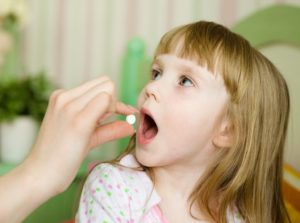 терапия детей Декарисом