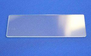Предметное стекло для соскоба