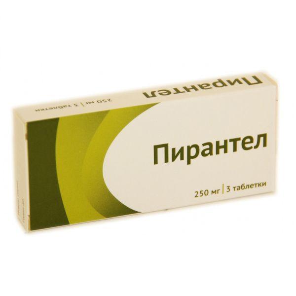Лекарство от аскарид  parazit24
