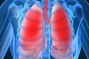 Воспаление органов дыхания за счет паразитов