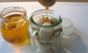 Чистка организма от паразитов чесноком и медом