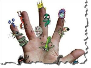 Многообразие паразитов в человеческом организме