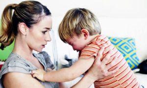 При наличии в организме паразитов дети начинают чаще капризничать