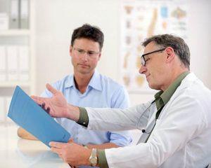 Лечение назначает только врач на основании результатов анализов
