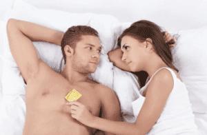 Использование презервативов