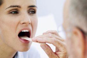 Хламидиоз во рту
