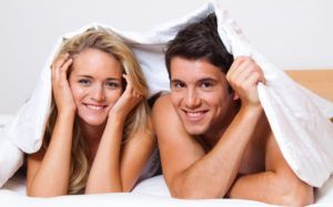 Наличие постоянного партнера снизит ристк заражения