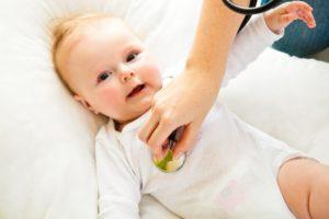 При назначении лечения в обязательном порядке учитывается возраст ребенка
