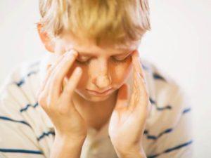 Температура и головняе боли