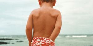 Зуд в заднем проходе ребенка