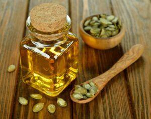 Тыквенные семечки с оливковым маслом