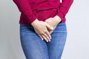Зуд в области гениталий