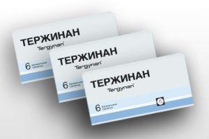 Препарат Тержинан