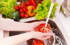 термическая обработка фруктов
