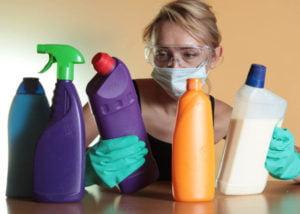химический способ обработки