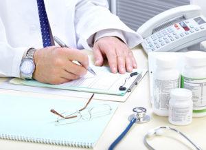 назначение врача