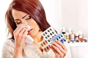 аллергенность к компонентам препарата