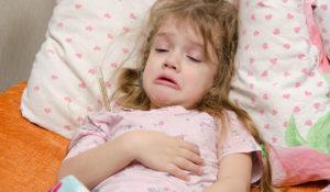 побочные эффекты у детей от приема Вермокса